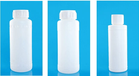 Fluorinated Bottles packing